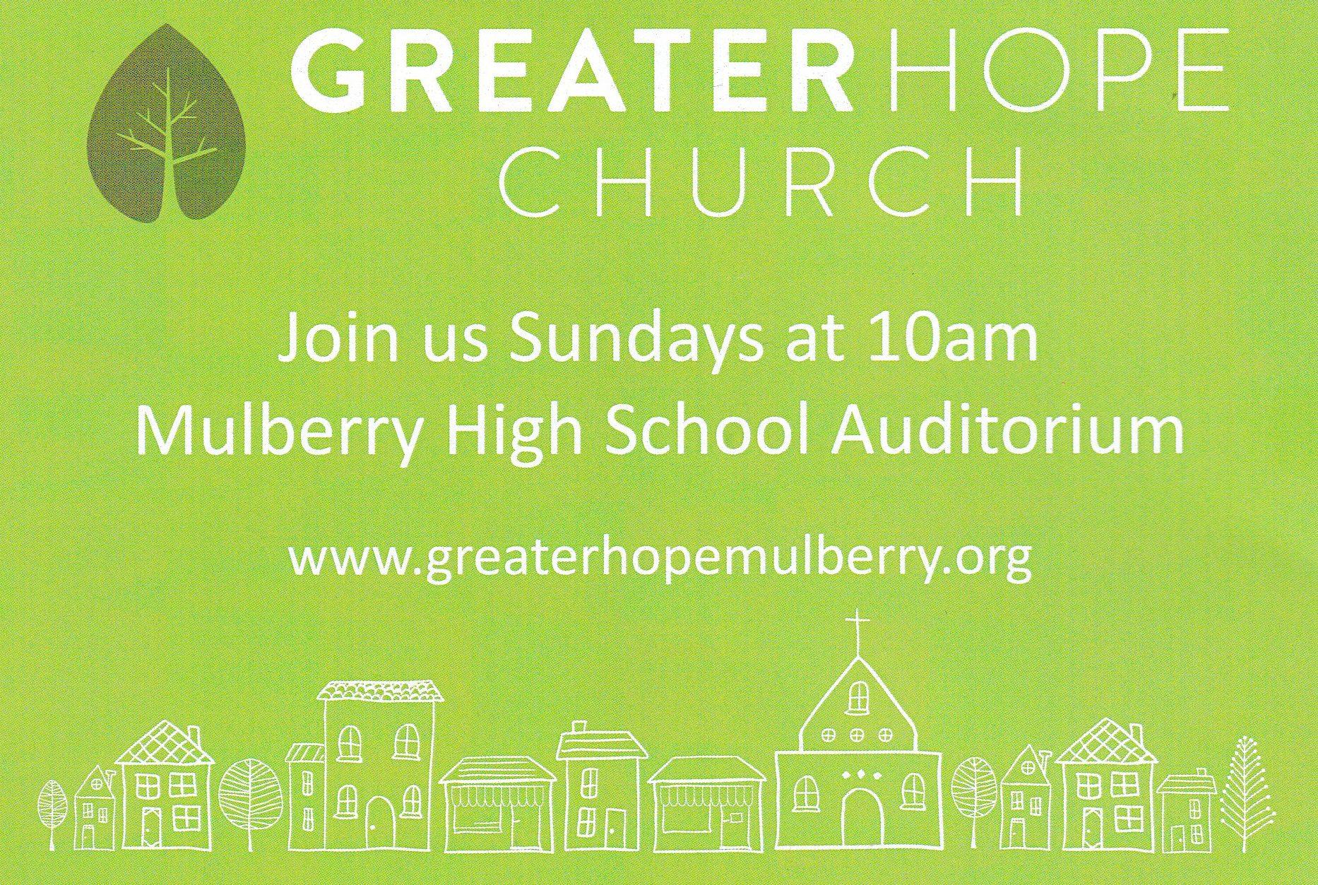 Greater Hope Church